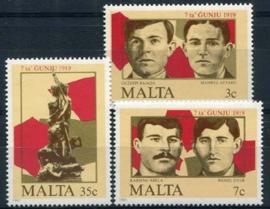 Malta, michel 728/30, xx