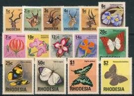 Rhodesie, michel 140/54, xx