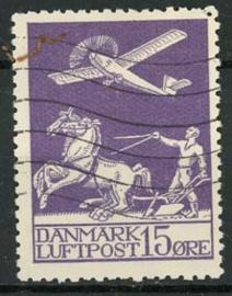 Denemarken, michel 144, o