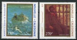 N.Caledonie, michel 863/64, xx