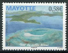 Mayotte, michel 250, xx