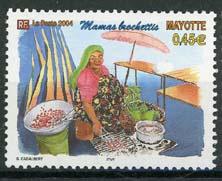 Mayotte, michel 168, xx
