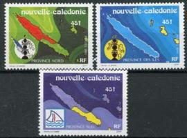 N.Caledonie, michel 903/05, xx