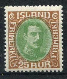 IJsland, michel 162, xx