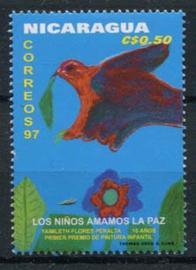 Nicaragua, michel 3857, xx