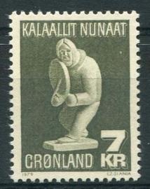 Groenland, michel 117, xx