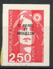 St.Pierre, michel 630, xx