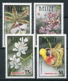Belize, michel 1170/73, xx