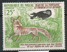 Niger, michel 352 , xx