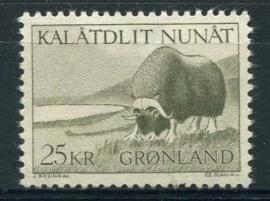 Groenland, michel 74, xx