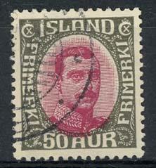 IJsland, michel 95, o