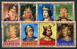 Barbuda, michel 42/49, xx