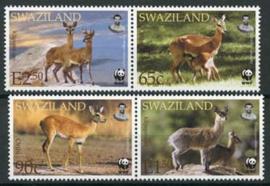 Swaziland, michel 702/05, xx