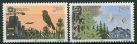 Noorwegen, michel 946/47, xx