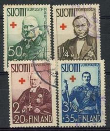 Finland, michel 204/07, o