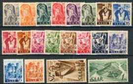 Saar , michel 206/25, xx
