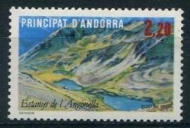 Andorra Fr., michel 372, xx