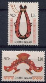 Finland, michel 871/72, xx