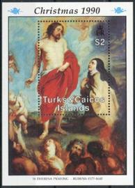 Turks, michel blok 94, xx