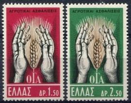 Griekenland, michel 798/99, xx