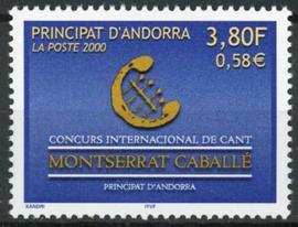 Andorra Fr , michel 549, xx