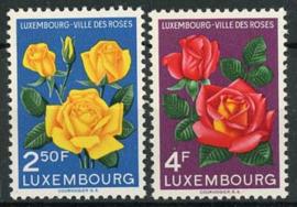 Luxemburg, michel 549/50, xx