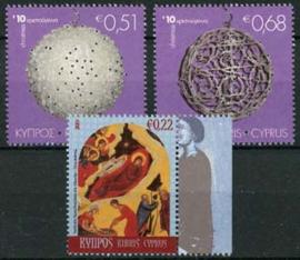Cyprus, michel 1197/99, xx