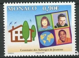 Monaco , michel 2953, xx