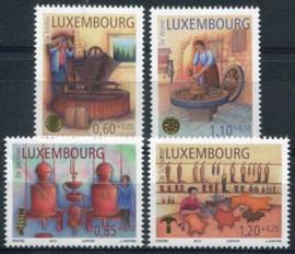Luxemburg, michel 1992/95, xx