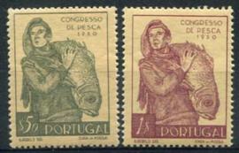 Portugal, michel 760/61, xx