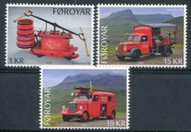 Faroer, michel 851/53, xx