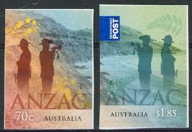 Australie, michel 4283/84, xx