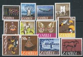 Zambia, michel 39/50, xx