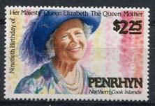 Penrhyn, michel 510, xx