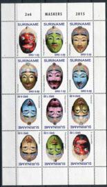 Suriname Rep, kb maskers 2015, xx