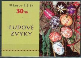 Slowakije, michel MH met 10 x 305, xx