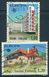 Finland, michel 825/26, o