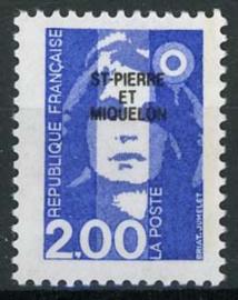 St.Pierre, michel 683, xx