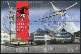 Zwitserland, michel blok 49, o