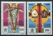 Vatikaan, michel 1172/73, xx