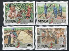 Venda, michel 167/70, xx