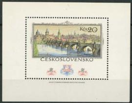 Tsjechoslowakije, michel blok 36, xx