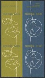 Noorwegen, michel 1488/89 Do/Du, xx