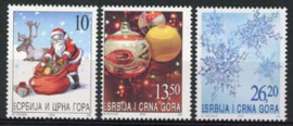 Joegoslavie, michel 3156/58, xx