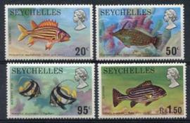 Seychelles, michel 318/21, xx