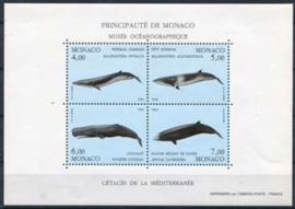 Monaco, michel blok 58, xx