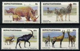 Bophuthatswana, michel 100/03, xx