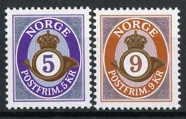 Noorwegen, michel 1415/16, xx