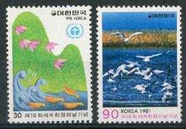 Korea Z., michel 1237/38, xx