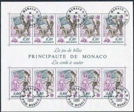 Monaco, michel blok 44, o